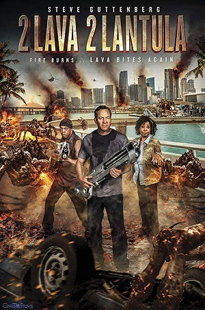 Filme Lavalantula 2 Blu-Ray 2018 Torrent