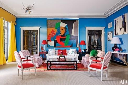 Living Room, DICAS.