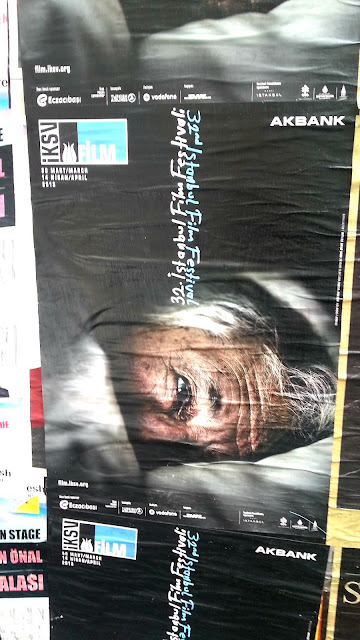 İstanbul film festivali afişi 2013
