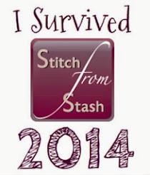 Stitch and Stash Challenge 2014
