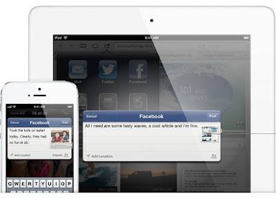 Facebook Integration on iOS 6