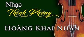 HOÀNG KHAI NHAN's Music Blog