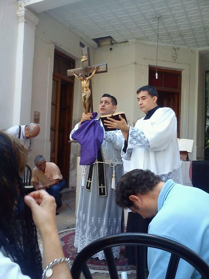 Oratorio San Miguel Arcángel y Virgen de Itatí