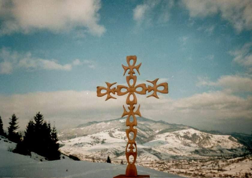 Crucea de lumină