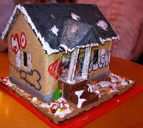 My Life Living Loving Blogging About It Gingerbread Houses You