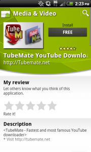 download video from youtube on android