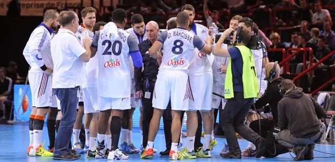 Dos amistosos Francia - Cuba antes del Panamericano | Mundo Handball
