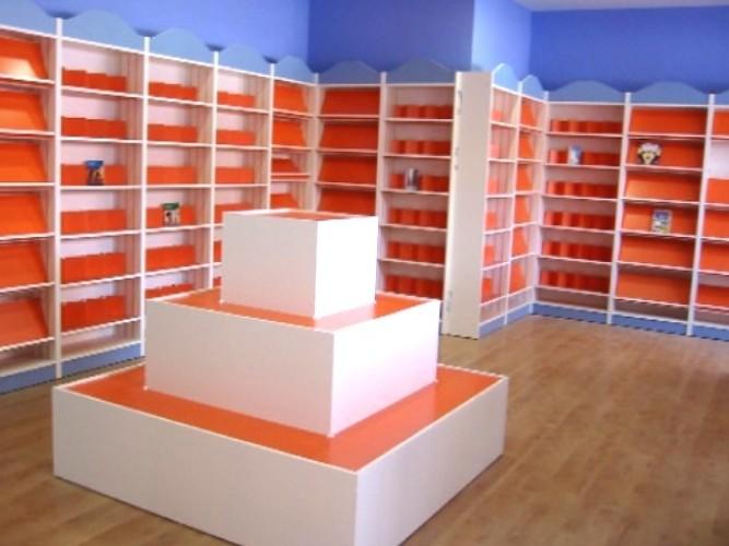 Aitor ieshglavall mobiliario de la tienda estanterias - Mobiliario para libreria ...