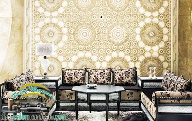 Salon marocain Tableau d'art