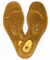 Magnet Insoles for Heel Spur