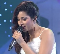 Sreya Ghoshal _ Beautiful Performance in Josco Indian Voice