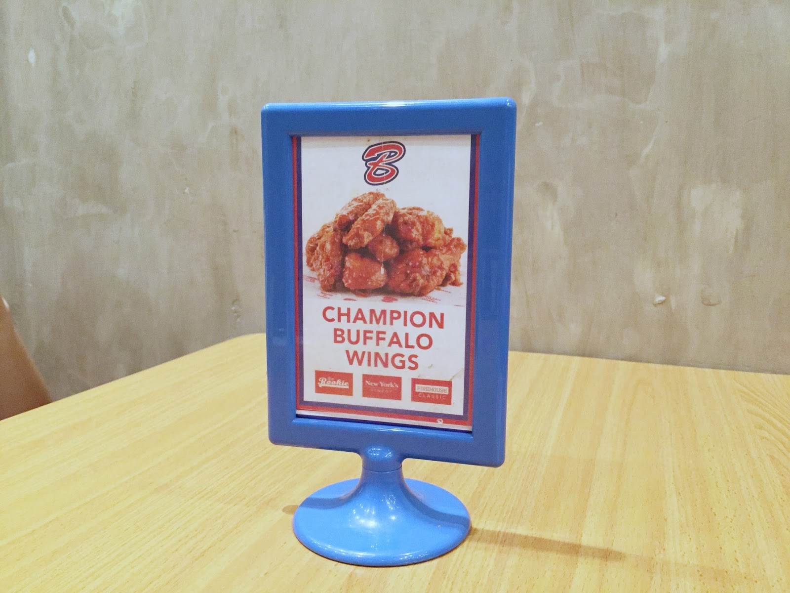 buffalo wings 'n' things review