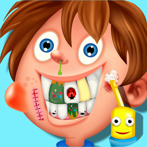 dent doctor - free kids game
