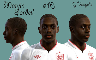 Marvin Sordell Face by Vangelis