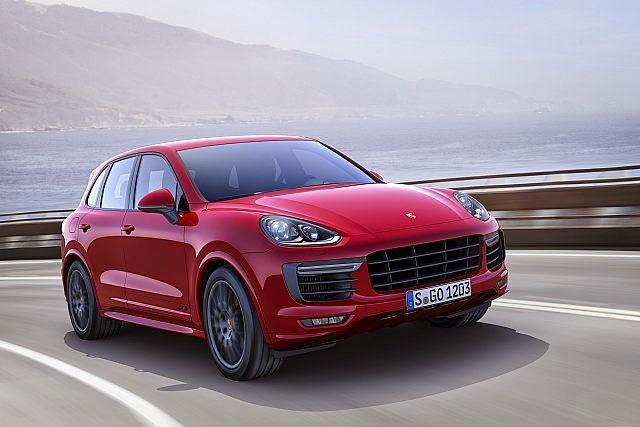 Yeni Porsche Cayenne