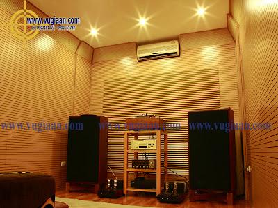 Lưu ý chọn vật liệu cách âm phòng karaoke