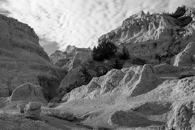 Badlands National Park: Notch Trail