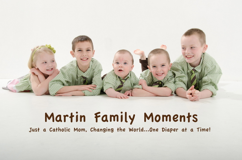 Martin Family Moments
