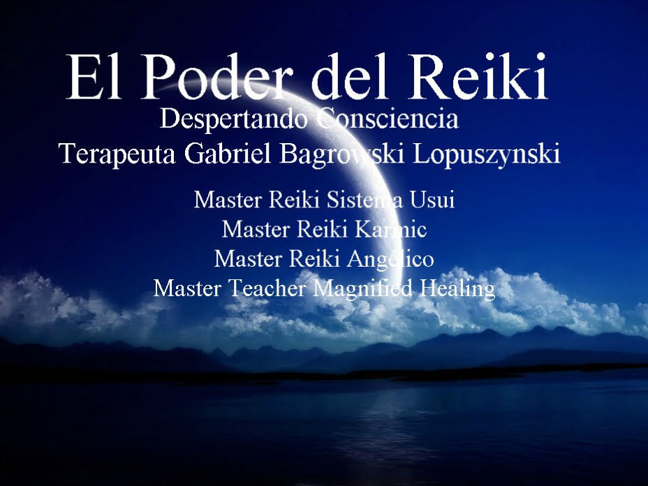 El Poder del Reiki