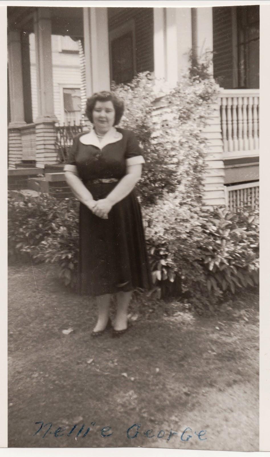 Nellie George Collins