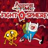 Adventure Time Fight o Sphere | Toptenjuegos.blogspot.com