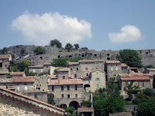 """Le fort de Banne, à 2 km du """"petit Brahic"""""""