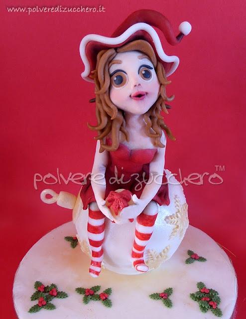 corsi di cake design di natale: il nuovo calendario di dicembre.... oh oh oh! e buoni regalo natalizi