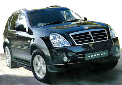 Ssang Yong Rexton SUV from mahindra in India launched in competition with Toyota Motor Ford Motor Mitsubishi Motor maruti Suzuki Car maker Wheelocity latest car launch Mahindra Ssang Yong SUV Car unveiled in India- masculine SUV looked attractive