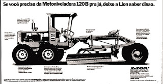 Lion, 1975, brazilian advertising cars in the 70. os anos 70. história da década de 70; Brazil in the 70s; propaganda carros anos 70; Oswaldo Hernandez;