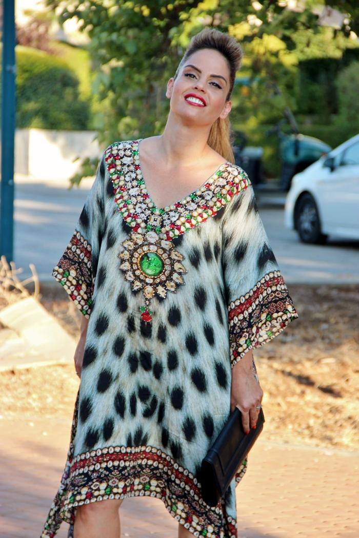 בלוג אופנה Vered'Style גלביה לתצוגת האופנה של קסטרו