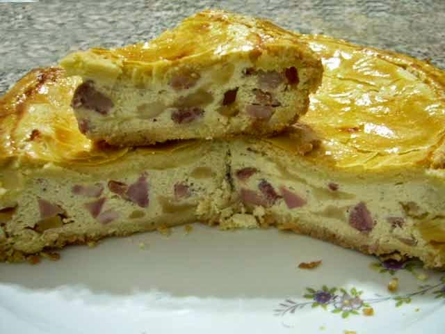Nella cucina di teresa pizza rustica napoletana - Nella cucina di teresa ...