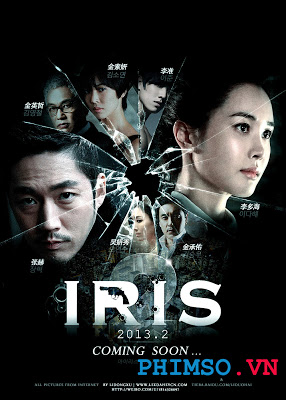 Mật Danh Iris 2 (2013)