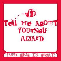 Βραβείο   και  επτά αλήθειες για μένα....
