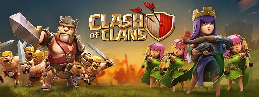 Pentingnya Memiliki Clan dalam Game Clash of Clans (COC)