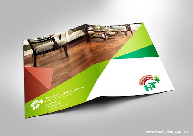 Mẫu thiết kế catalogue công ty Hưng Thịnh