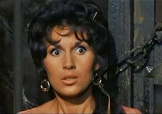 Yvonne Romain in 'Curse of the Werewolf'