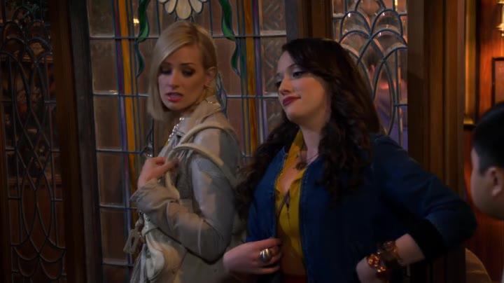 2 Broke Girls S05E01 And the Wrecking Ball Online Putlocker