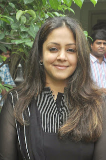 Jyothika Pictures in Black Dress at Paediatric Care Website Launch ~ Celebs Next