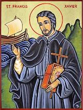 St. Francis Xavier, Patron of the Seminary