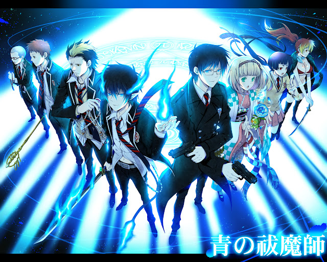 Ao no Exorcist Wallpaper 0004