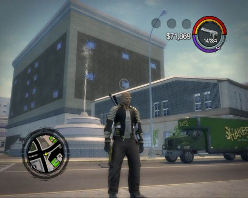 Мод для saints row 2 gentlemen of the row super v1 7 1