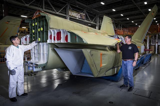 EA-18G shipset