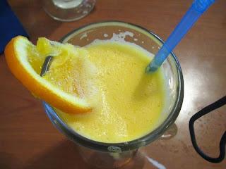 Cafe France Natural Orange Juice