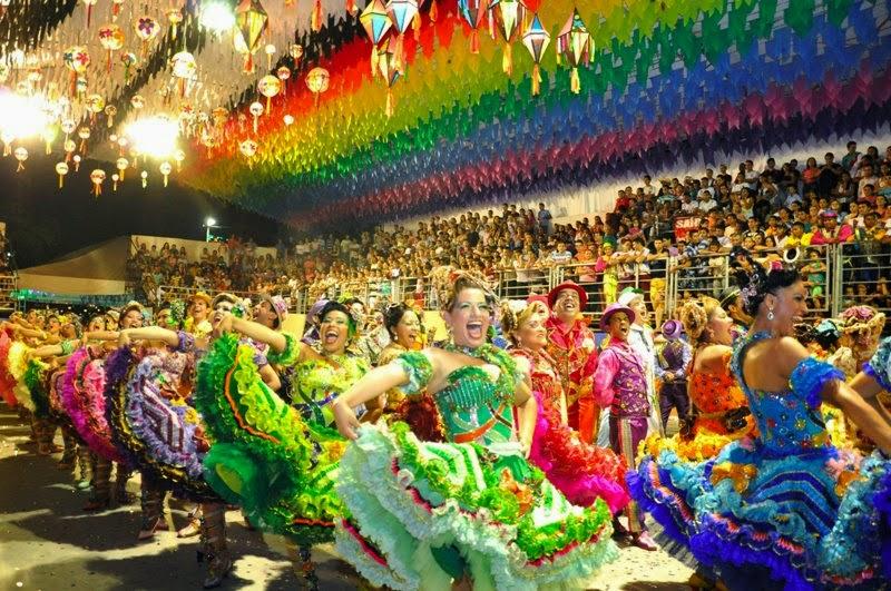 Concurso Nacional de Quadrilhas Juninas será realizado em Parnaíba