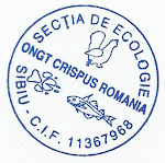 Ecology Department of NGO CRISPUS Sibiu