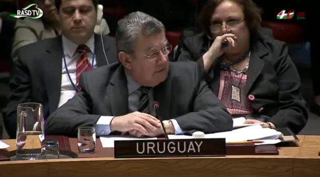 LECCIÓN DE URUGUAY