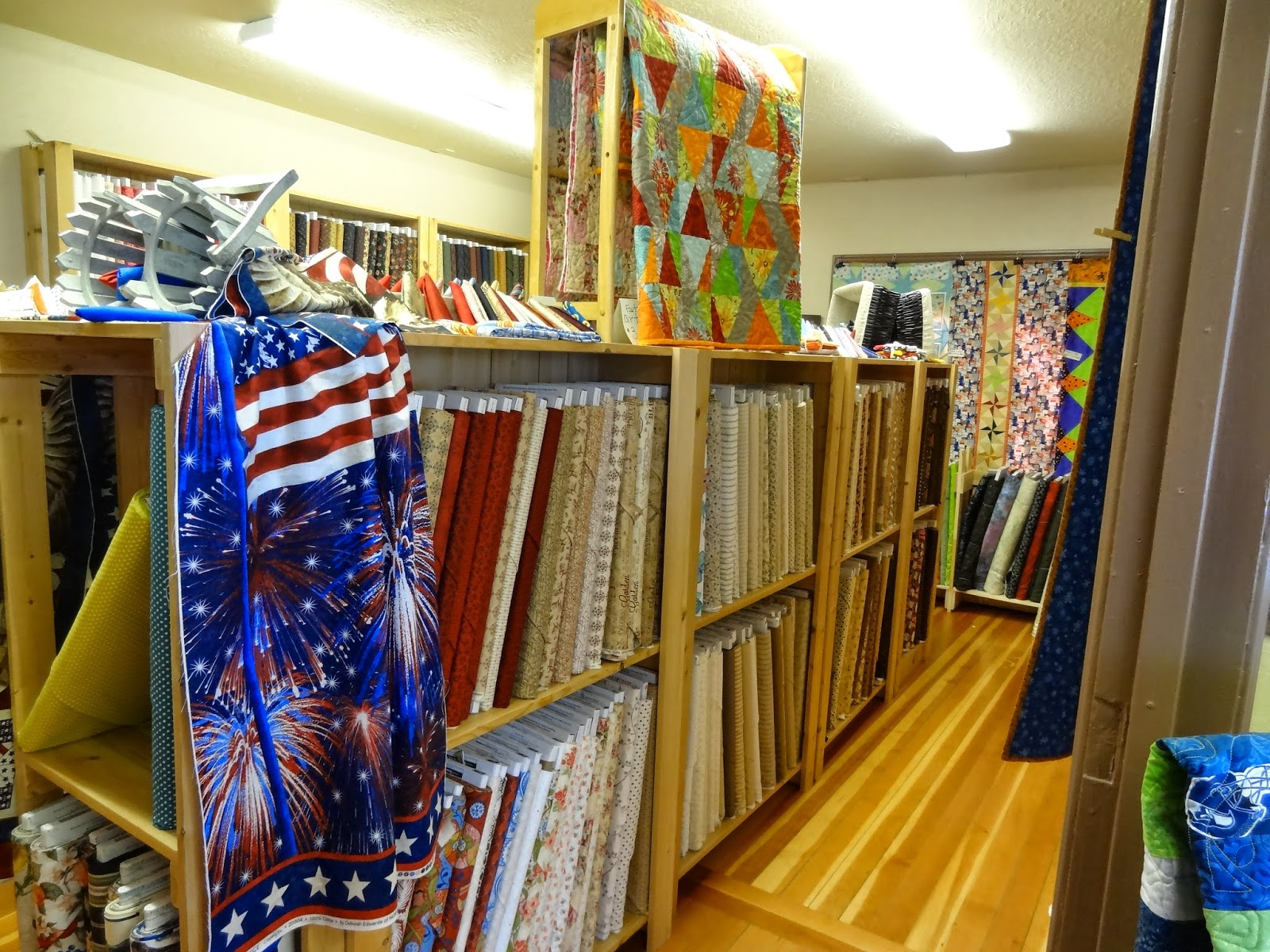 Seams Like Home: Publicity - Get the word out : seams like home quilt shop - Adamdwight.com