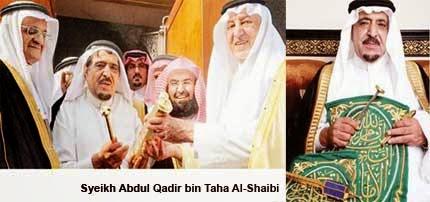 Gambar dan Video: Pemegang Kunci Ka'bah Al-Sha'ibi Meninggal Dunia