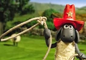 Koyun Shaun Sürü Toplama