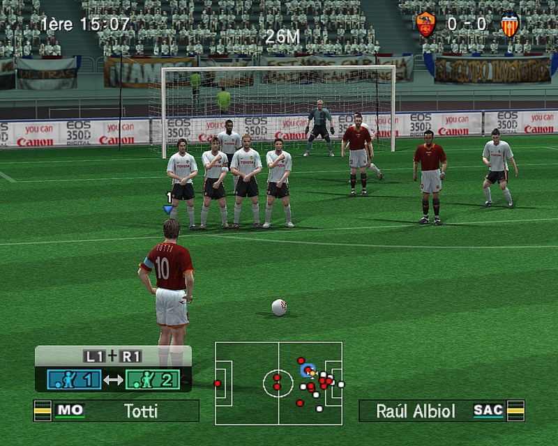 Download PES 6 (Pro Evolution Soccer 2006)